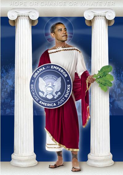 Obama the God